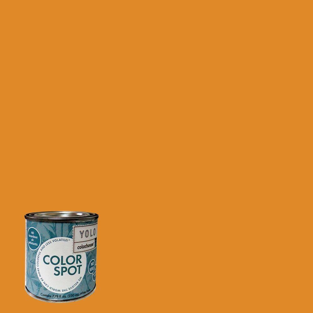 YOLO Colorhouse 8 oz. Petal .01 ColorSpot Eggshell Interior Paint Sample-DISCONTINUED