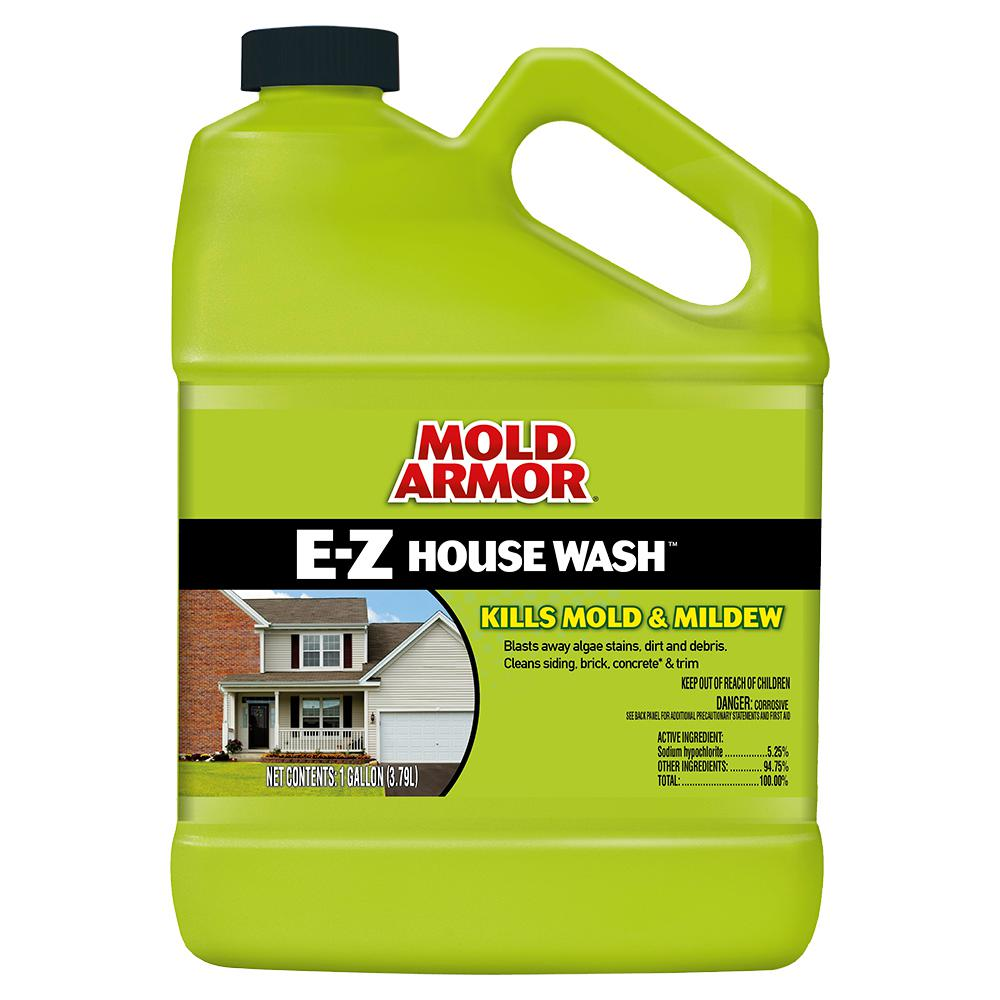 Mold Armor 1 Gal. E-Z House Wash-FG503 - The Home Depot