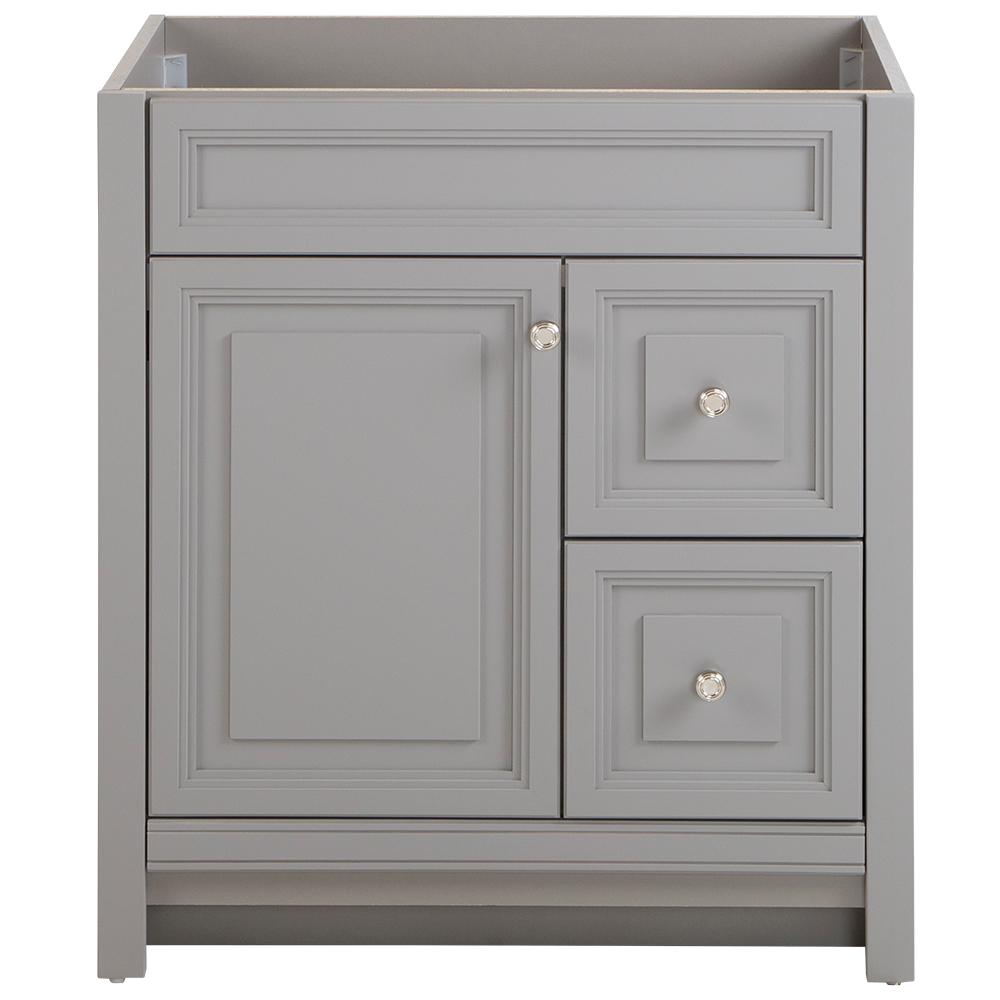 Home Decorators Collection Cottage 30 In W Bath Vanity Cabinet Only In Antique White Ctaa3022d The Home Depot