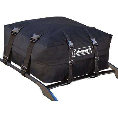 33.8 in. x 32.6 in. x 15.7 in. Water Resistant Rooftop Cargo Carrier