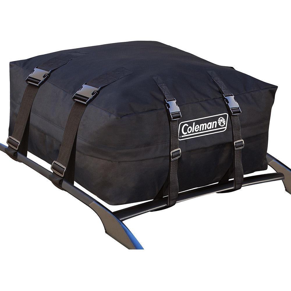 33.8 in. x 32.6 in. x 15.7 in. Water Resistant Rooftop Cargo Carrier