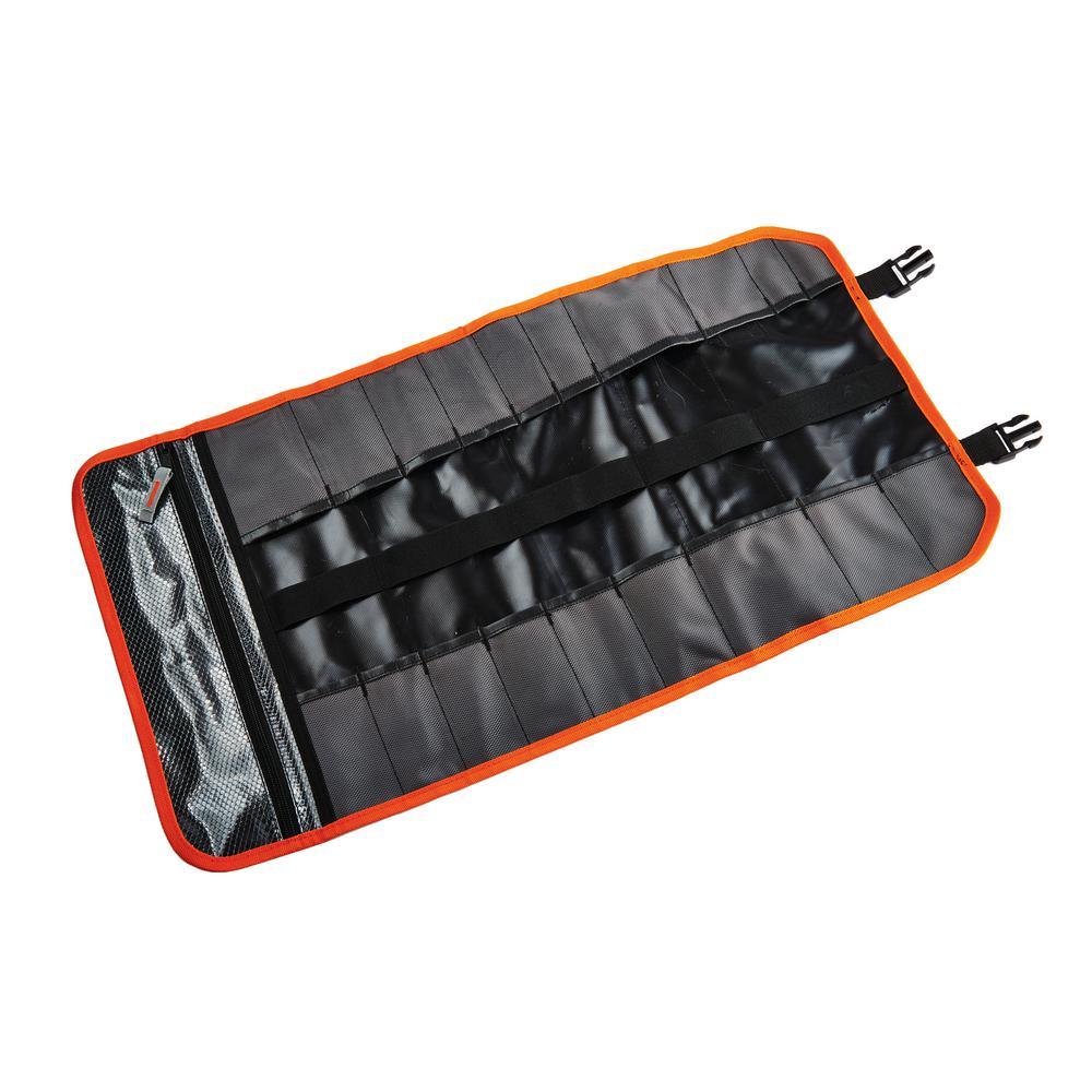 Arsenal 21-Compartment Small Parts Organizer, Black