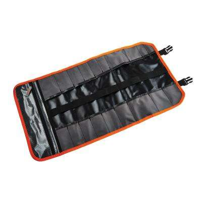 Arsenal 21-Compartment Small Parts Organizer, Black