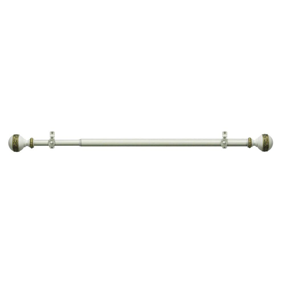 Embrace Telescoping Curtain Rod Kit