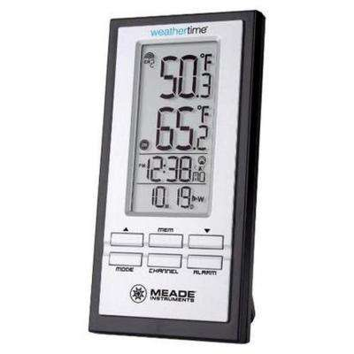 Wireless Personal Weather Station with Atomic Clock