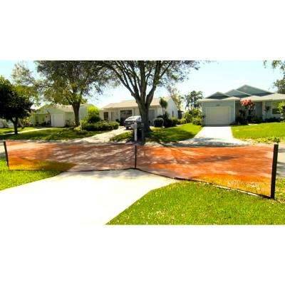 36 in. x 26 ft. Play Area Driveway Safety Net
