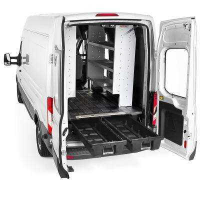Cargo Van Storage System for Chevrolet Express or GMC Savanna (19960-Current Year) with 155 in. Wheel Base