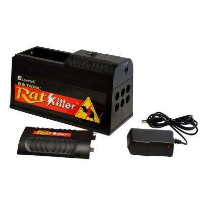 Trapest Electronic Rat Killer Zapping Chamber