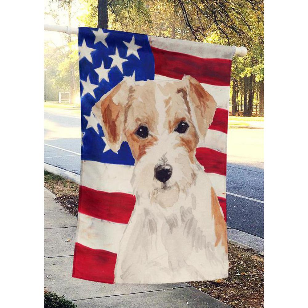 Carolines Treasures Pit Bull Terrier Welcome Metal Print 8 x 12,