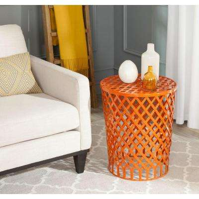Orange   End Tables   Accent Tables   The Home Depot