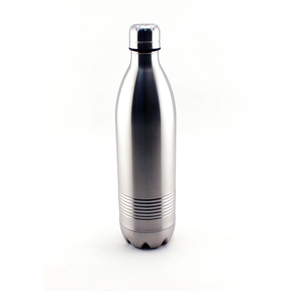 Manna Ranger Pro 40 oz  Onyx Vacuum Insulated Stainless Steel Bottle