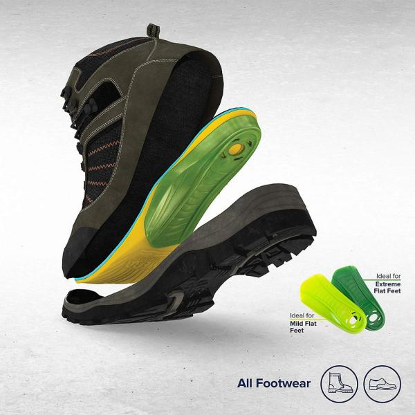 MEGAComfort Puncture Resistant Dual Layer Insole 1 Pair