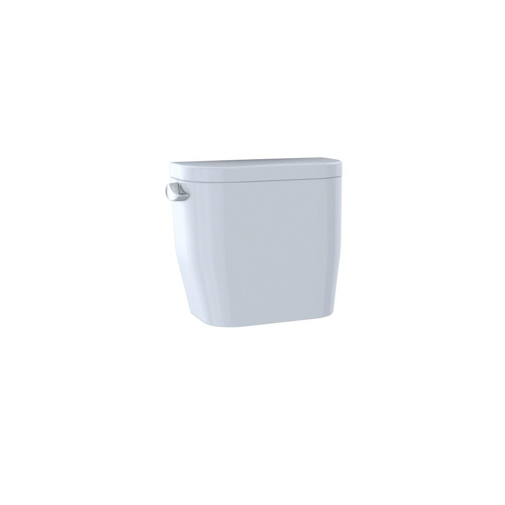 TOTO Entrada 1.28 GPF Single Flush Toilet Tank Only in Cotton