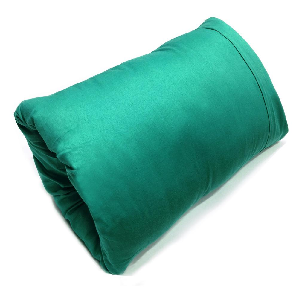 Axis Snuggle Muff Nursing Baby Feeding Pillow, Green