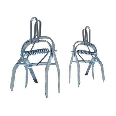 Stainless Steel Mole Eliminator Trap (2-Pack)