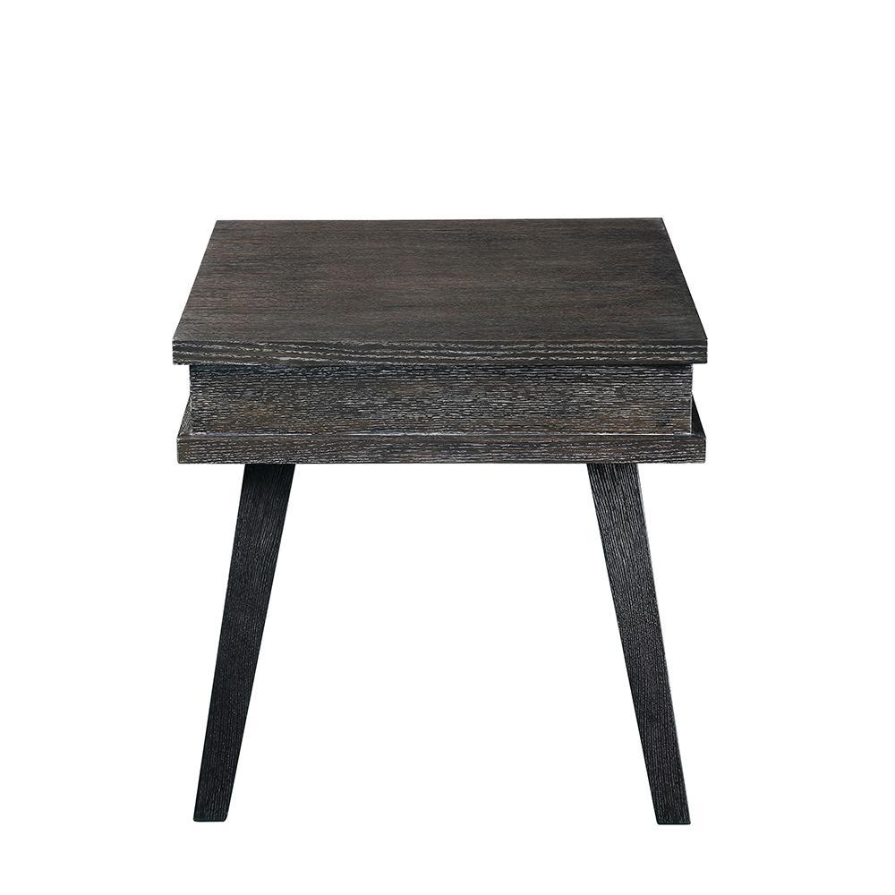 Steve Silver Bakersfield Dark Oak End Table