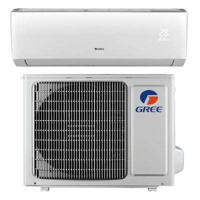 LIVO 9,000 BTU 3/4 Ton Ductless Mini Split Air Conditioner with Inverter, Heat, Remote 115V/60Hz
