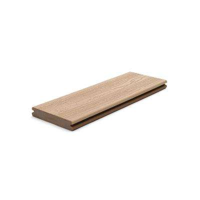 Transcend 1 in. x 5.5 in. x 1 ft. Rope Swing Composite Decking Board Sample