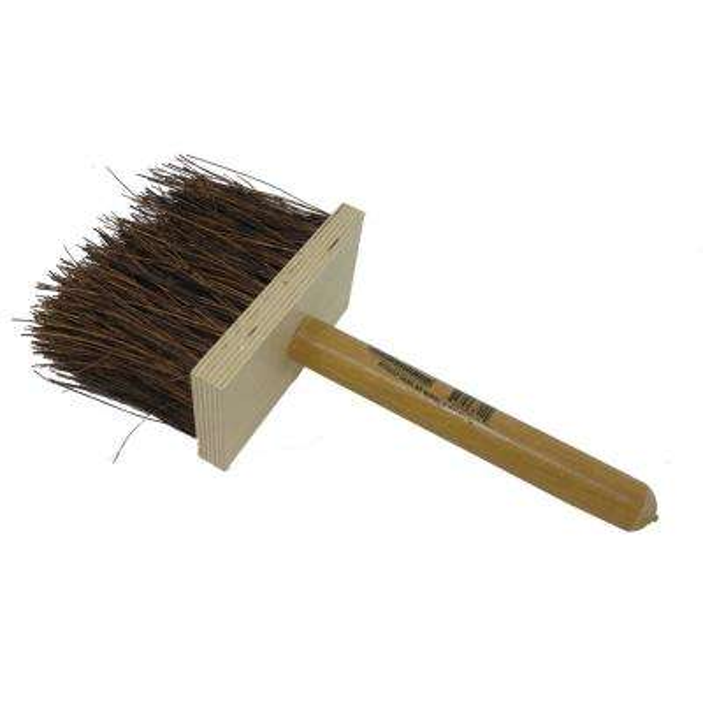 Stucco Dash Brush - Bassine Bristles