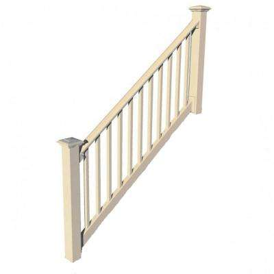 Superb Original Rail Vinyl 8 Ft. X 36 In. 32 38° Stair Rail