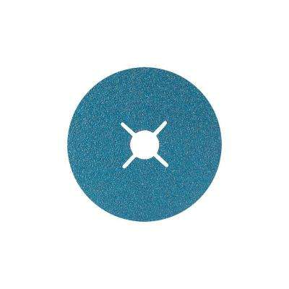 TOPCUT 5 in. x 7/8 in. Arbor GR24 Sanding Discs (25-Pack)