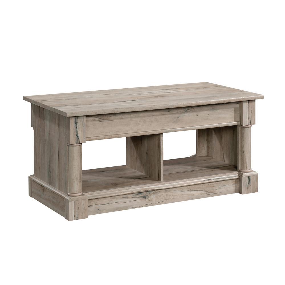 Palladia 19 in. Split Oak Lift-Top Coffee Table