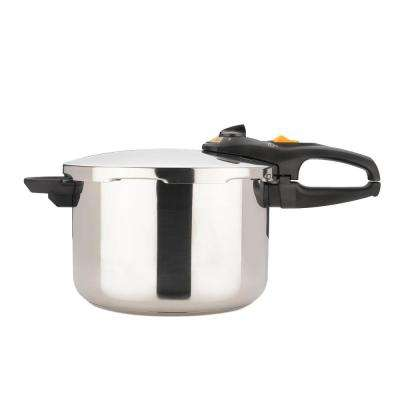 Duo 6 Qt. Stainless Steel Stovetop Pressure Cookers