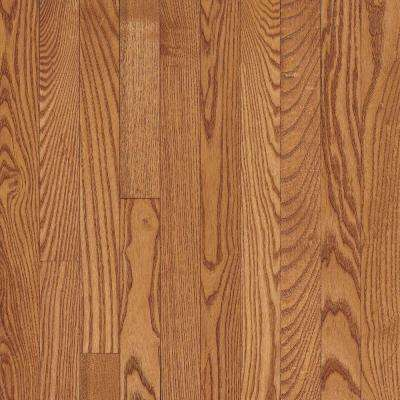 American Originals Copper Light Oak 3/8 in. T x 3 in. W x Random Lng Eng Click Lock Hardwood Flooring (22 sq. ft. /case)