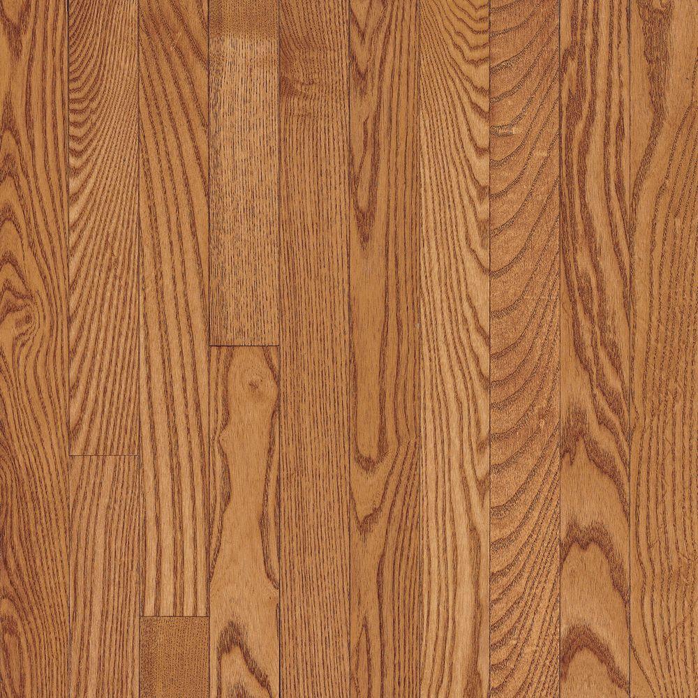 American Originals Copper Light Oak 3/8 in. T x 3 in. W Engineered Click Lock Hardwood Flooring (22 sq. ft./case)