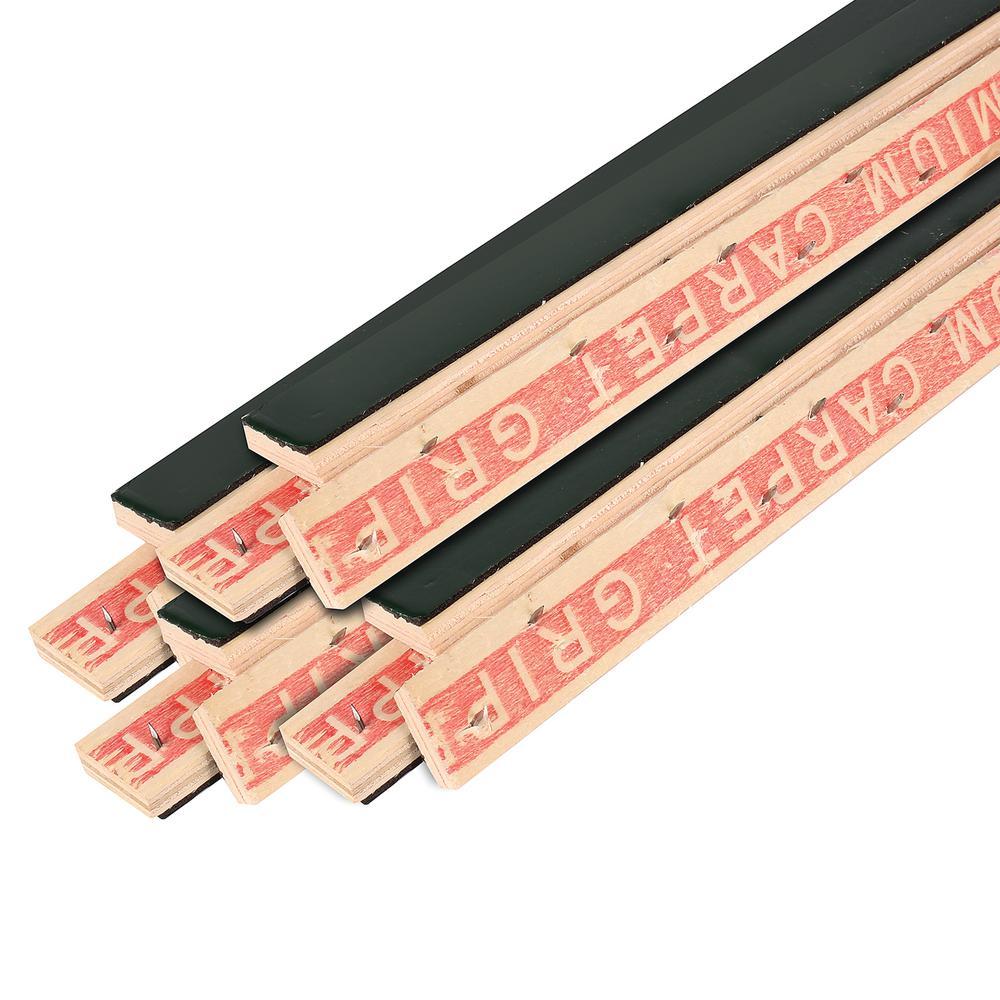 """1//2/"""" Cardboard Tack Strips 38/"""" Long Strips 5 LB Bundle About 350 Strips"""