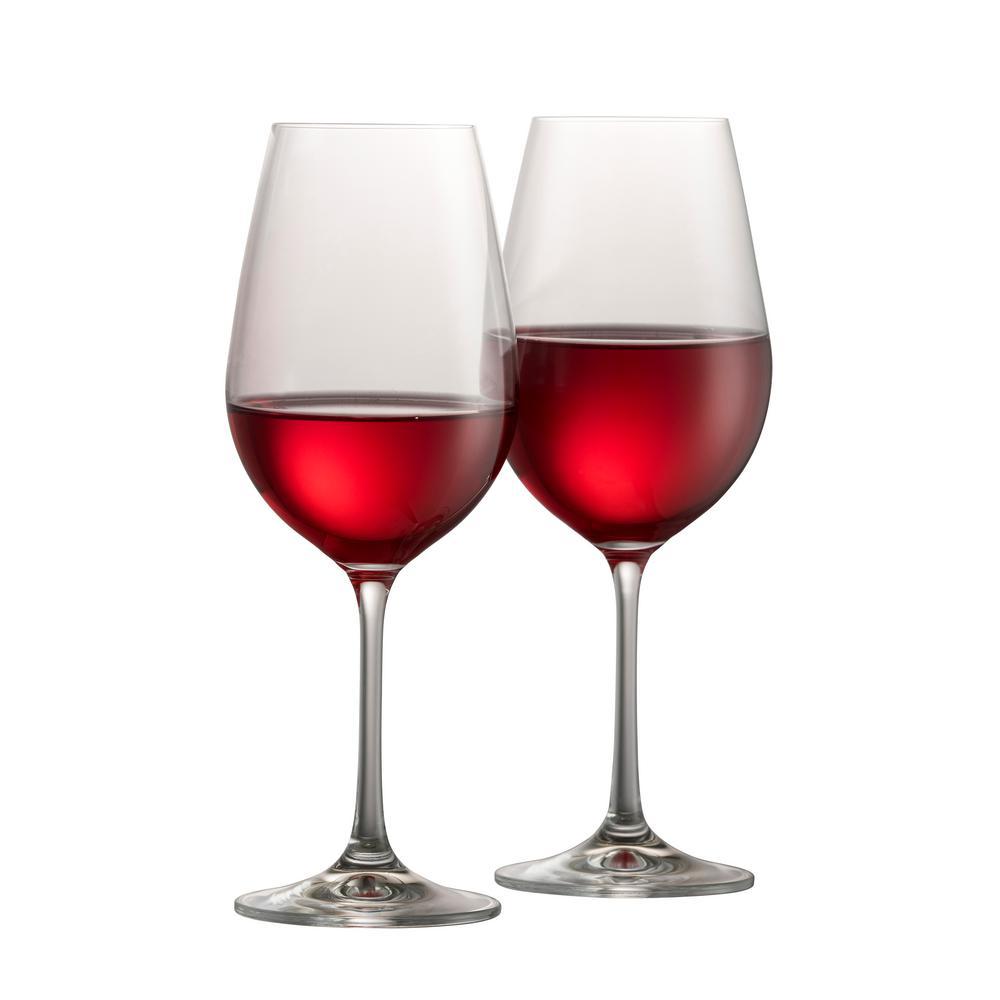 Elegance 18 fl.oz. Red Wine Pair