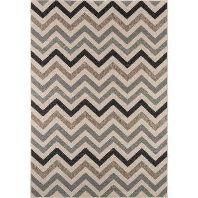 striped - 7 x 10 - outdoor rugs - rugs - the home depot