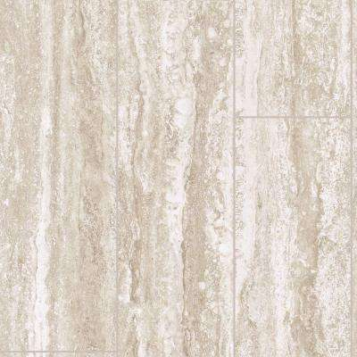Travertine Plank 12 ft. Wide Residential/Light Commercial Vinyl Sheet