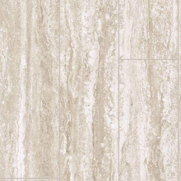 Travertine Plank Stone Residential/Light Commercial Vinyl Sheet Flooring 12ft. Wide x Cut to Length