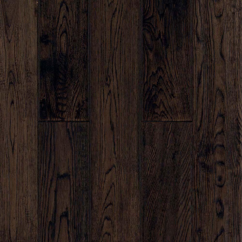 Robbins Longford Tudor Brown 3/4 in. Thick x 5 in. Wide x Random Length Solid Hardwood (21.70 sq. ft. / case)