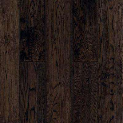Longford Tudor Brown 3/4 in. Thick x 5 in. Wide x Random Length Solid Hardwood (21.70 sq. ft. / case)