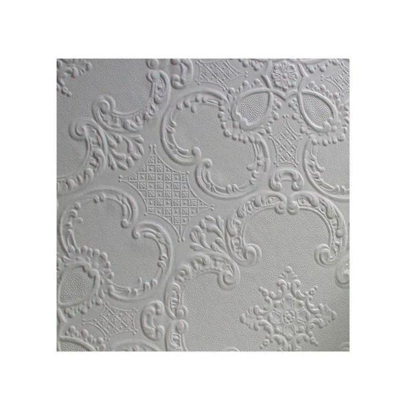 Anaglypta 56.4 sq. ft. Alfred Paintable Supaglypta Wallpaper 437-RD0137