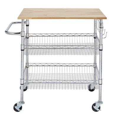 Origami Carts Islands Utility Tables Kitchen The Home Depot