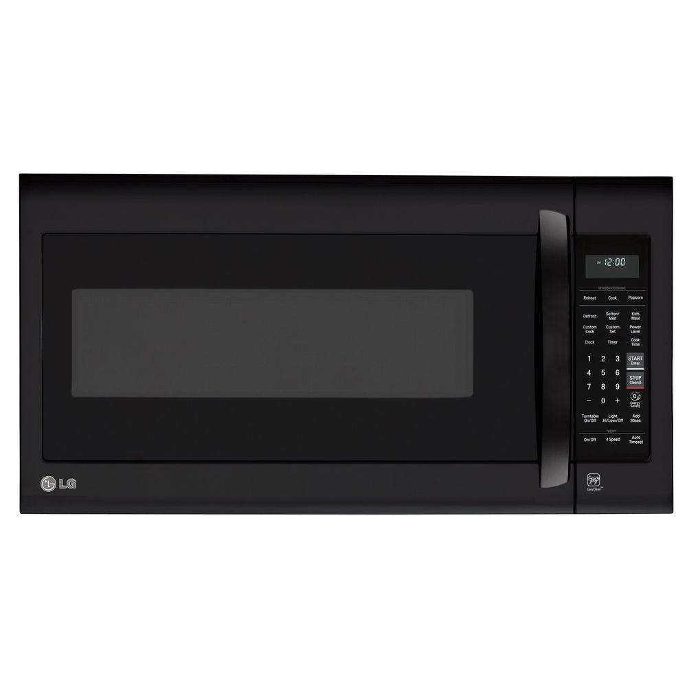 lg electronics 2 0 cu ft over the range microwave in stainless rh homedepot com Users Manual LG Lotus Purple LG Mini Split Manual