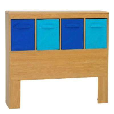 Beech Twin Headboard