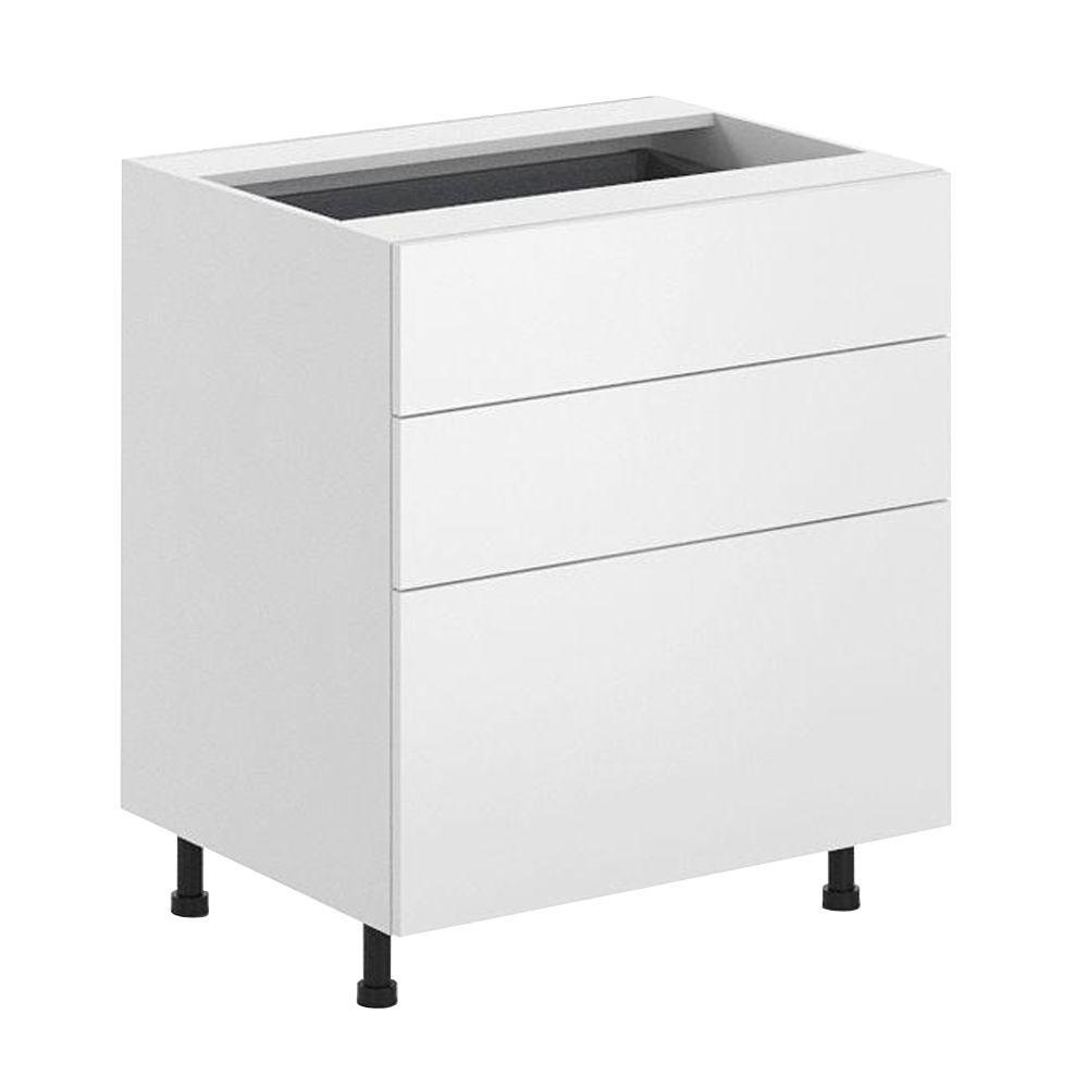 Eurostyle Kitchen Cabinets: Eurostyle Ready To Assemble 30x34.5x24.5 In. Alexandria 3