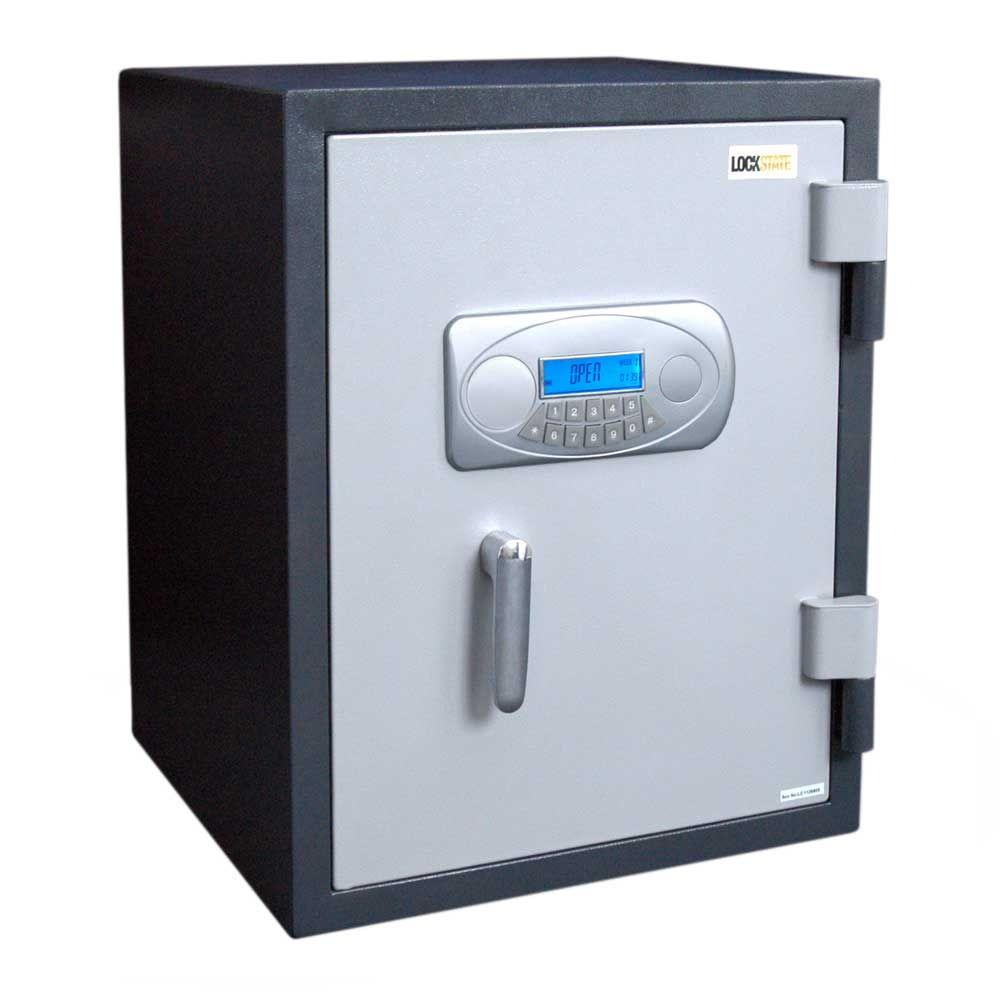 LockState 1.5 cu. ft. Fire-Resistant Electronic Safe-DISCONTINUED