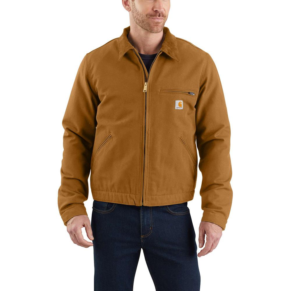 Size - SMALL Carhartt Ladies Cotton Duck Jacket with Blanket Lining