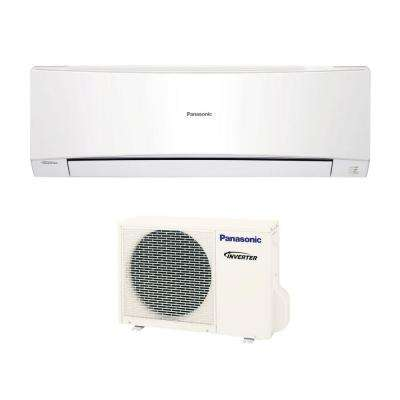 9,000 BTU 3/4 Ton Ductless Mini Split Air Conditioner with Heat - 230 or 208V/60Hz