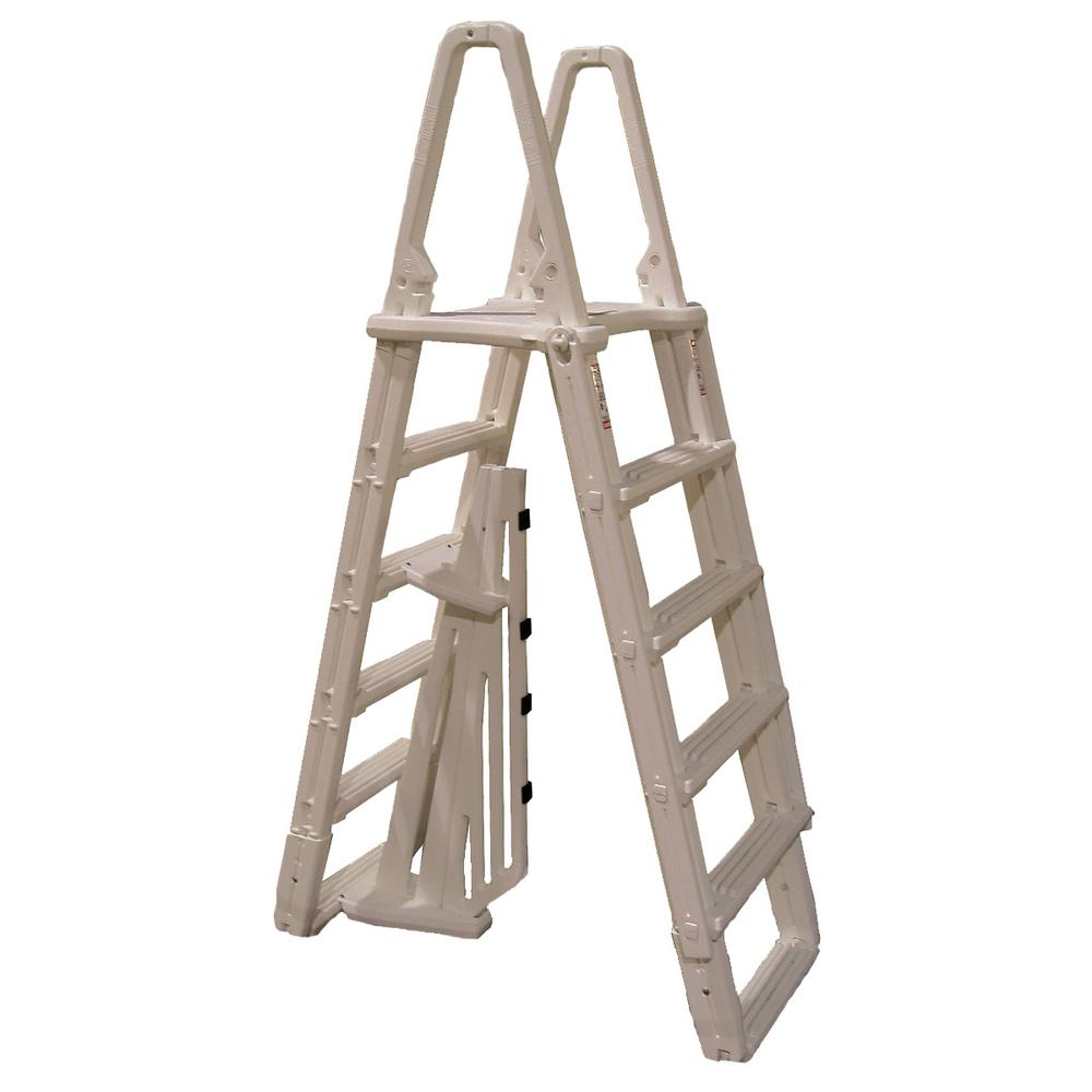 Confer a frame pool ladder | Pool Ladders | Compare Prices at Nextag