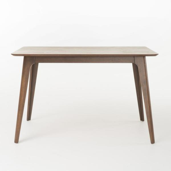 Gideon Natural Walnut Dining Table