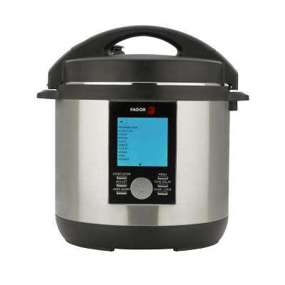 LUX LCD 6 qt. Multi-Cooker