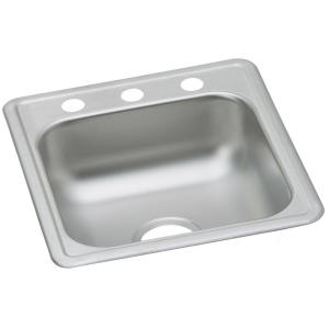 Astracast Dual Mount Granite 33 In 1 Hole Single Bowl Kitchen Sink In Metallic Chocolate As Wc10rqussk The Home Depot