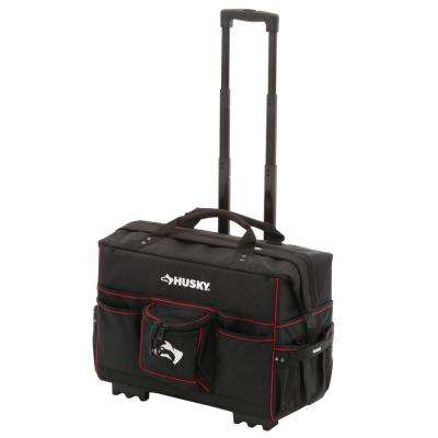 22 in. Pro Grade Rolling Tote