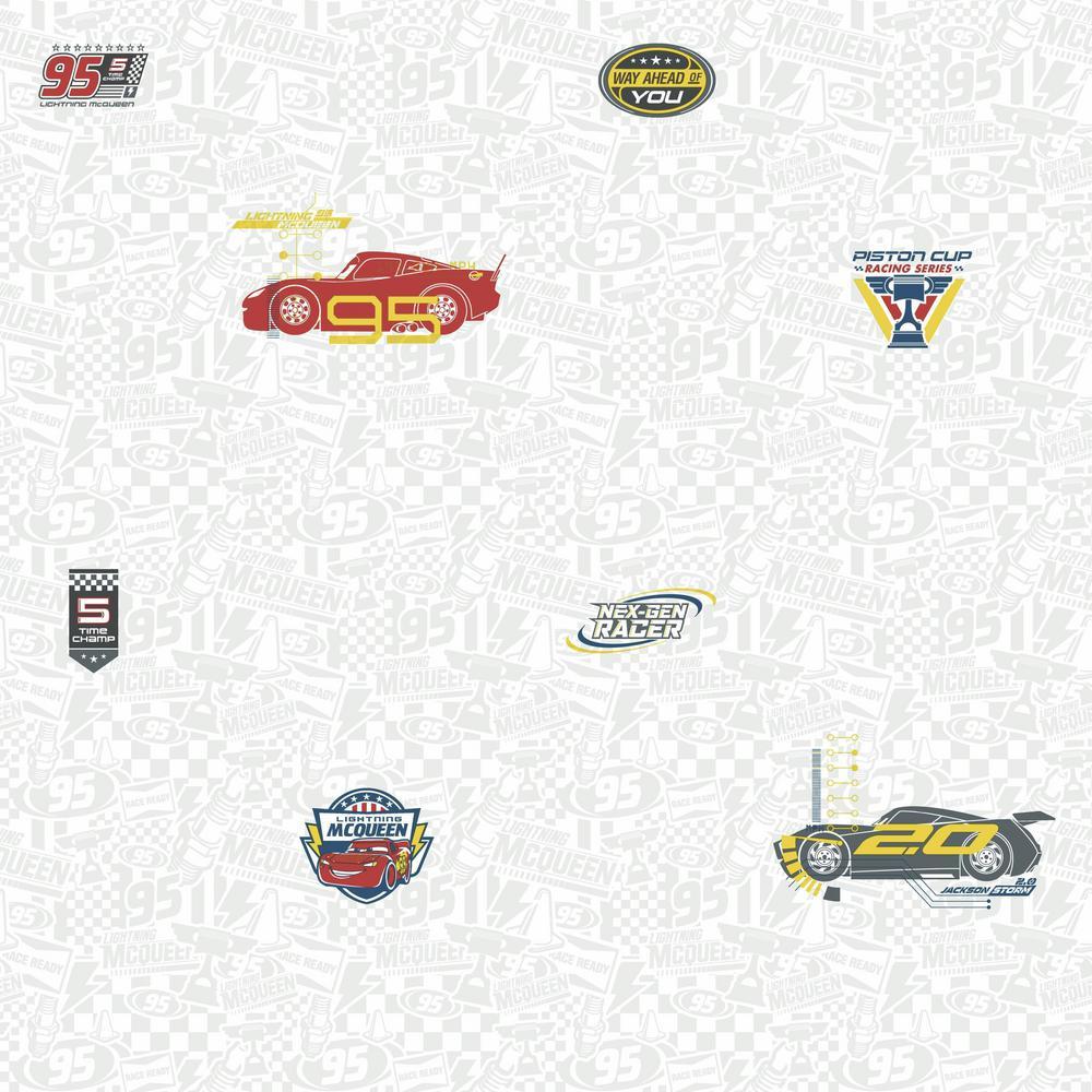 Disney Kids III Disney Pixar Cars 3 Racing Wallpaper